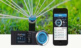 تجهیزات آبیاری هوشمند باغ