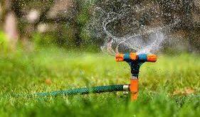 عمده آبپاش آبیاری تمام دور