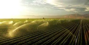 اینترنتی آبپاش آبیاری متحرک