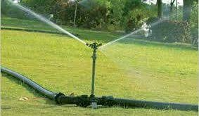 انواع تجهیزات آبیاری تحت فشار