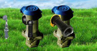 قیمت شیر خودکار آبیاری بارانی در بازار