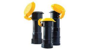 قیمت شیر خودکار پلی اتیلن 2 اینچ آبیاری بارانی