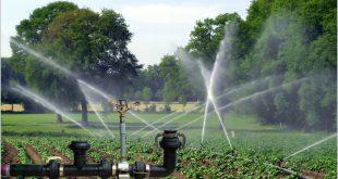 تجهیزات آبیاری بارانی در شیراز با قیمت ارزان