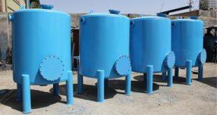 قیمت فیلتر شنی آبیاری قطره ای ارزان