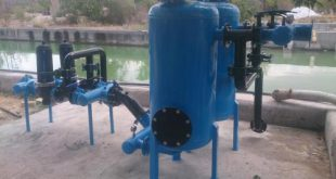 فروش سیستم فیلتراسیون آبیاری قطره ای